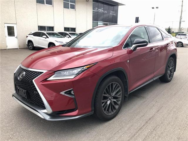 2017 Lexus RX 350 Base (Stk: 067804T) in Brampton - Image 1 of 22