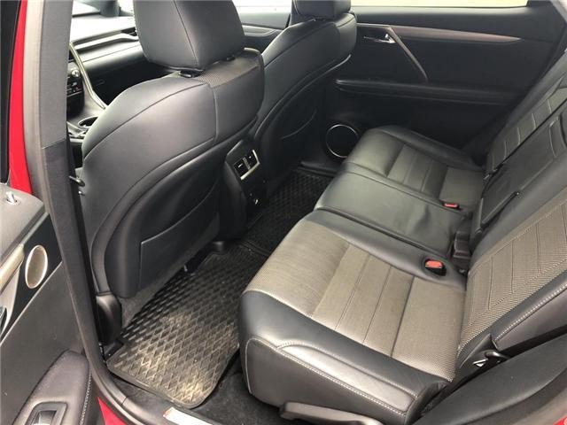 2017 Lexus RX 350 Base (Stk: 067804T) in Brampton - Image 12 of 22