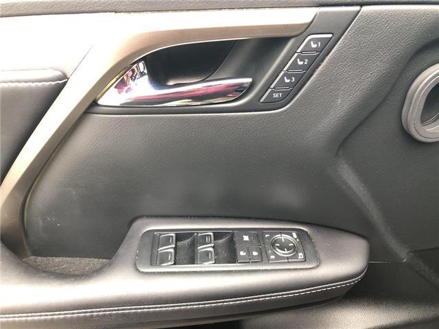 2017 Lexus RX 350 Base (Stk: 067804T) in Brampton - Image 13 of 22