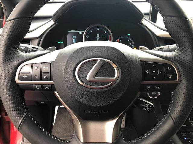 2017 Lexus RX 350 Base (Stk: 067804T) in Brampton - Image 15 of 22