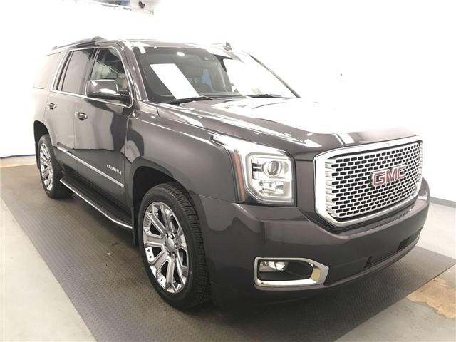 2015 GMC Yukon Denali (Stk: 160115) in Lethbridge - Image 1 of 19