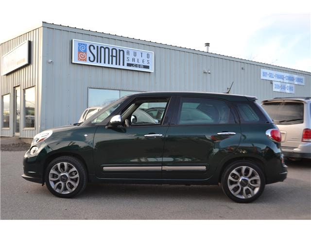 2014 Fiat 500L Lounge (Stk: P1549) in Regina - Image 2 of 12