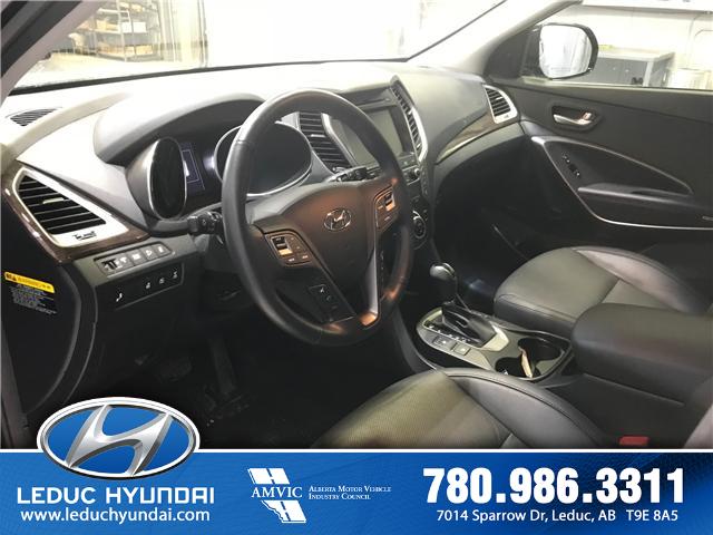 2017 Hyundai Santa Fe XL Limited (Stk: 7SF9538) in Leduc - Image 7 of 10