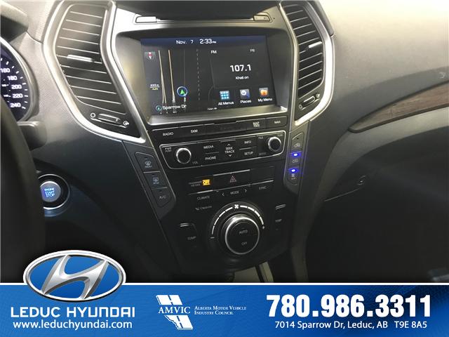 2017 Hyundai Santa Fe XL Limited (Stk: 7SF9538) in Leduc - Image 9 of 10