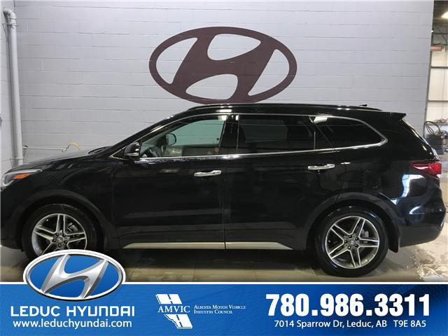 2017 Hyundai Santa Fe XL Limited (Stk: 7SF9538) in Leduc - Image 6 of 10