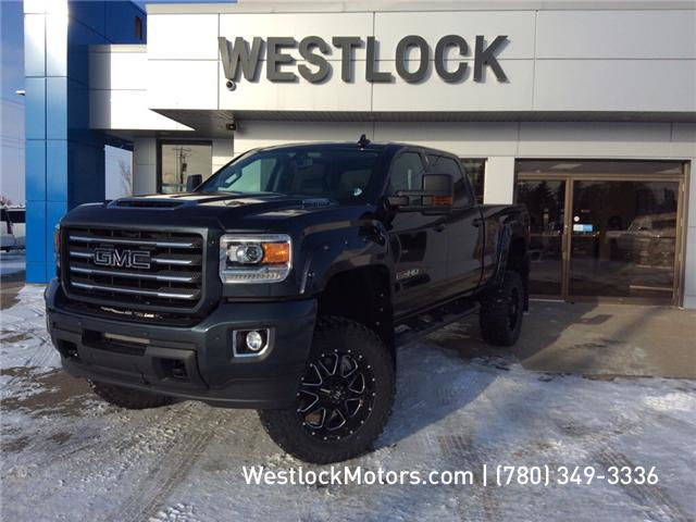 2019 GMC Sierra 3500HD SLT (Stk: 19T6) in Westlock - Image 1 of 29