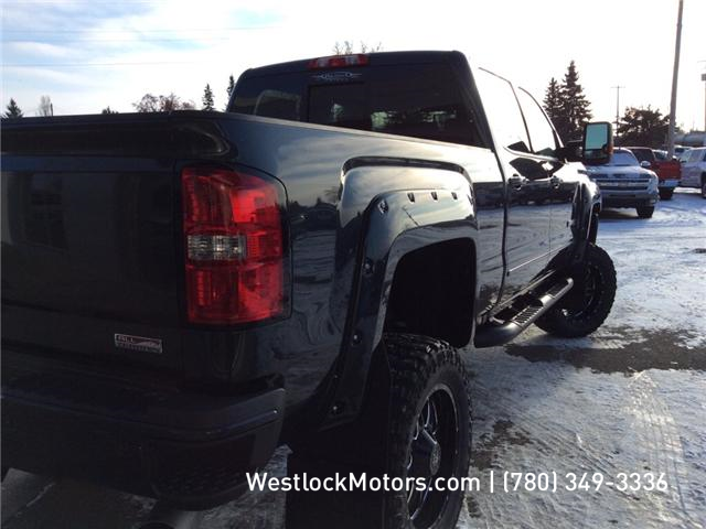 2019 GMC Sierra 3500HD SLT (Stk: 19T6) in Westlock - Image 5 of 29