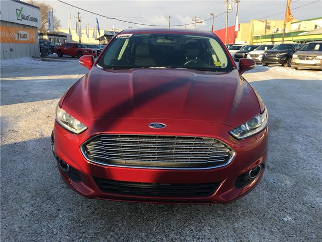 2016 Ford Fusion Hybrid SE (Stk: A2531) in Saskatoon - Image 2 of 19