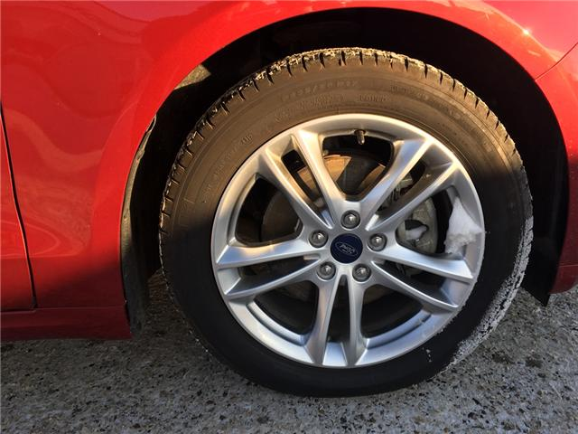 2016 Ford Fusion Hybrid SE (Stk: A2531) in Saskatoon - Image 8 of 19