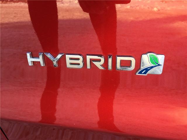 2016 Ford Fusion Hybrid SE (Stk: A2531) in Saskatoon - Image 10 of 19