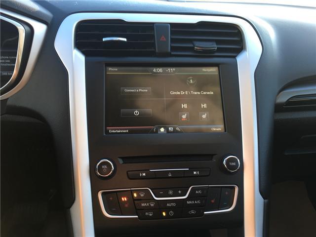 2016 Ford Fusion Hybrid SE (Stk: A2531) in Saskatoon - Image 13 of 19