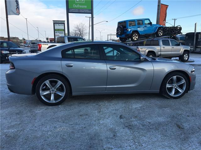 2017 Dodge Charger SXT (Stk: A2534) in Saskatoon - Image 7 of 21