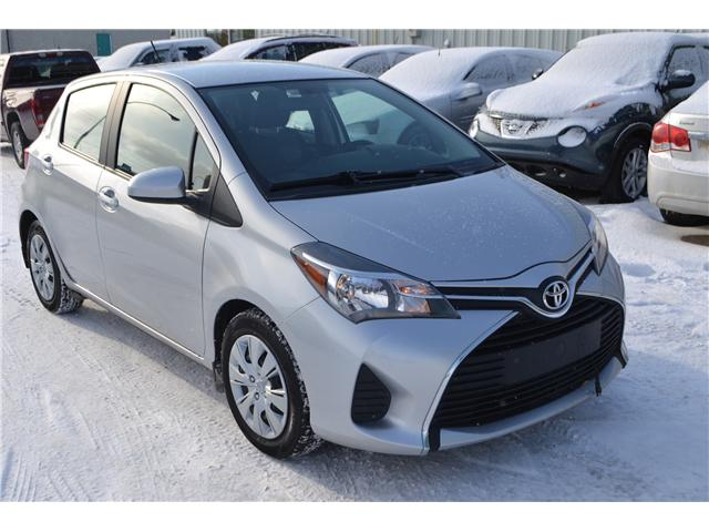 2015 Toyota Yaris LE (Stk: P1553) in Regina - Image 1 of 14