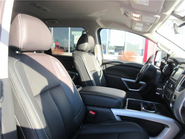 2018 Nissan Titan PRO-4X (Stk: 8007) in Okotoks - Image 3 of 20