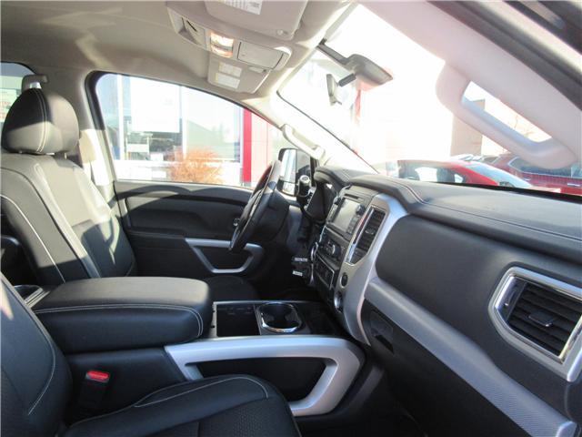 2018 Nissan Titan PRO-4X (Stk: 8007) in Okotoks - Image 5 of 20