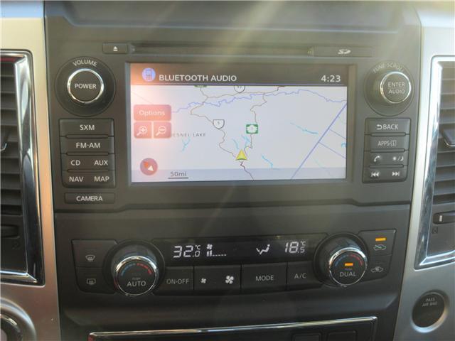 2018 Nissan Titan PRO-4X (Stk: 8007) in Okotoks - Image 6 of 20