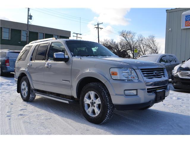 2006 Ford Explorer Limited (Stk: CBK2526) in Regina - Image 1 of 14