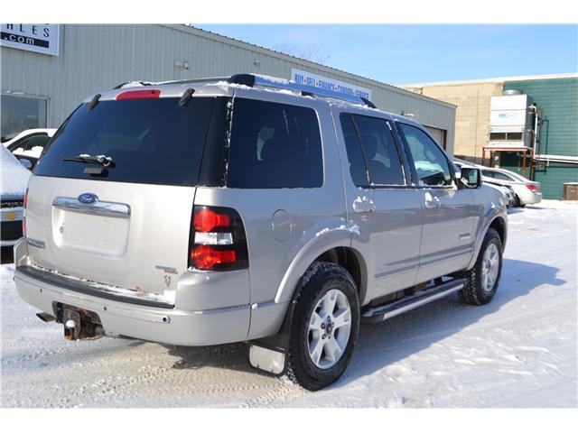 2006 Ford Explorer Limited (Stk: CBK2526) in Regina - Image 4 of 14
