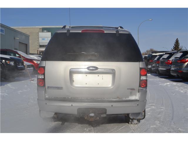 2006 Ford Explorer Limited (Stk: CBK2526) in Regina - Image 5 of 14