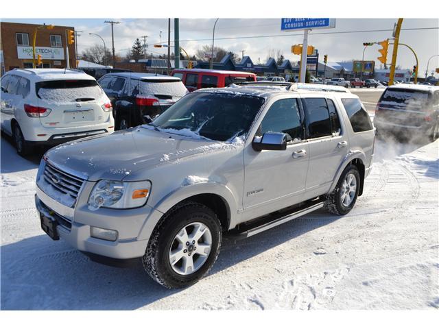 2006 Ford Explorer Limited (Stk: CBK2526) in Regina - Image 8 of 14