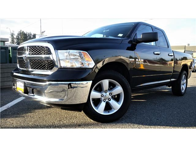 2018 RAM 1500 SLT (Stk: G0081) in Abbotsford - Image 1 of 23