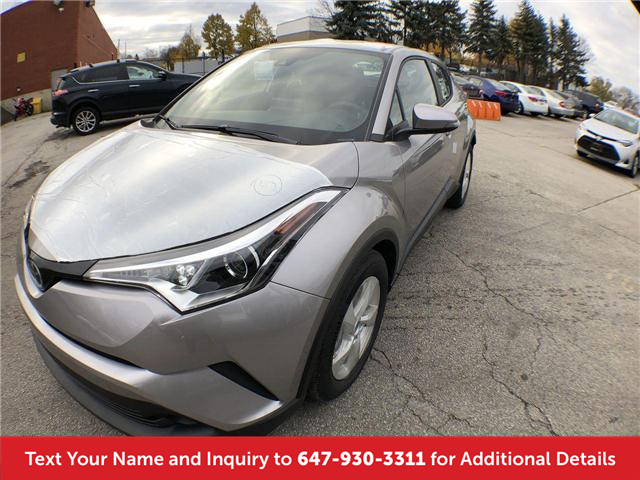 2019 Toyota C-HR XLE Package (Stk: K7201) in Mississauga - Image 1 of 18