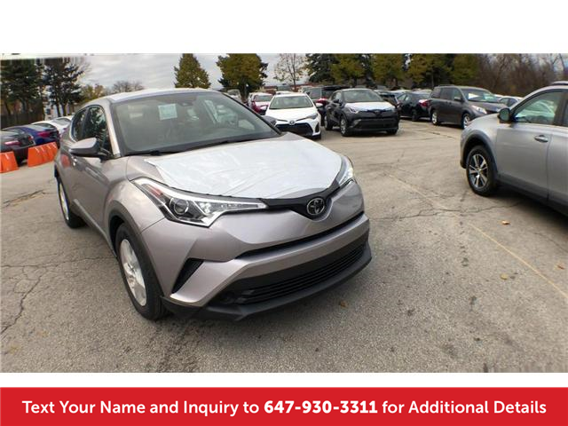 2019 Toyota C-HR XLE Package (Stk: K7201) in Mississauga - Image 2 of 18