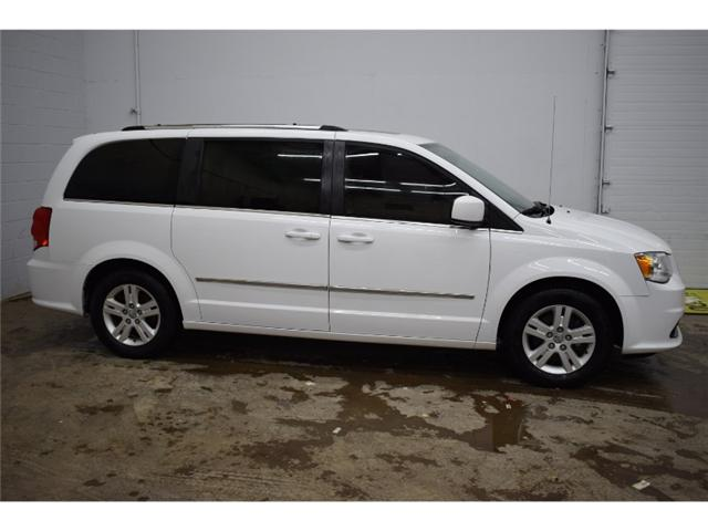 2015 Dodge Grand Caravan CREW - SUNROOF * BACKUP CAM * LEATHER * DVD (Stk: B1599A) in Kingston - Image 1 of 30
