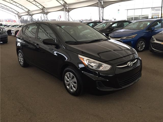2017 Hyundai Accent  (Stk: 169611) in AIRDRIE - Image 1 of 18