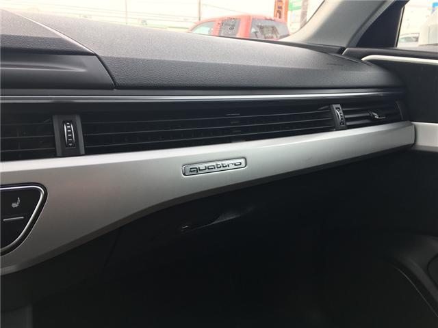 2018 Audi A4 2.0T Komfort (Stk: A2512) in Saskatoon - Image 15 of 18