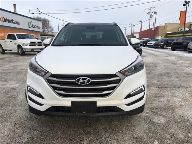 2018 Hyundai Tucson SE 2.0L (Stk: A2536) in Saskatoon - Image 2 of 17