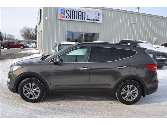 2013 Hyundai Santa Fe Sport 2.4 Luxury (Stk: P1556) in Regina - Image 2 of 16