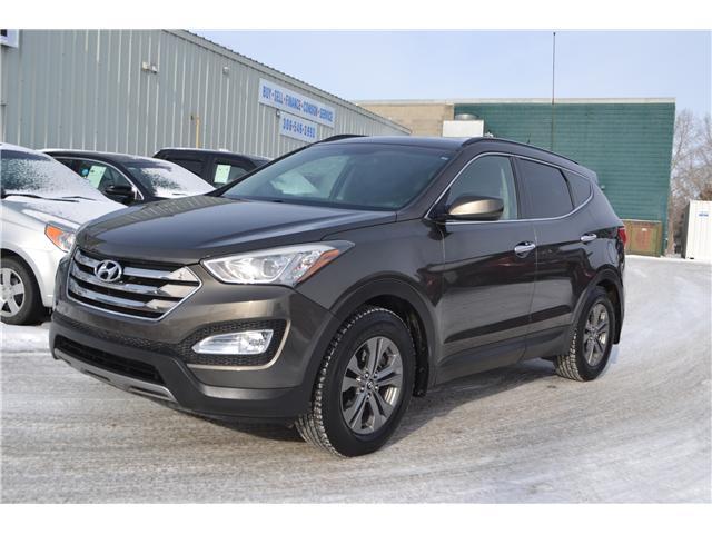 2013 Hyundai Santa Fe Sport 2.4 Luxury (Stk: P1556) in Regina - Image 1 of 16