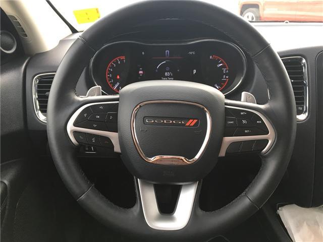 2017 Dodge Durango GT (Stk: A2519) in Saskatoon - Image 10 of 17