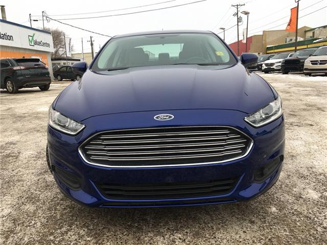 2016 Ford Fusion S (Stk: A2525) in Saskatoon - Image 2 of 16