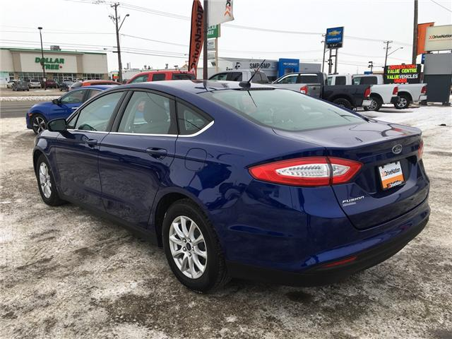 2016 Ford Fusion S (Stk: A2525) in Saskatoon - Image 4 of 16