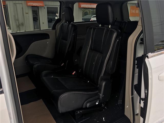 2017 Dodge Grand Caravan Crew (Stk: A2543) in Saskatoon - Image 18 of 24