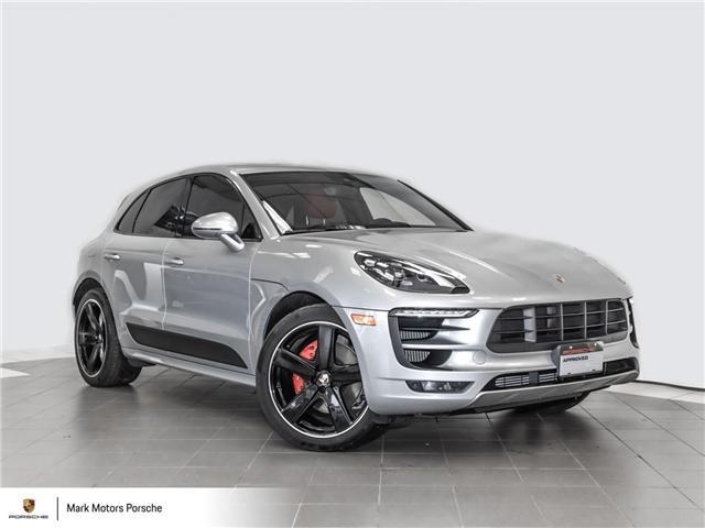 2018 Porsche Macan Gts At 87800 For Sale In Ottawa Audi Ottawa