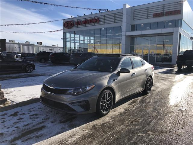 2019 Kia Optima SXL Turbo (Stk: 9PT0320) in Red Deer - Image 1 of 22