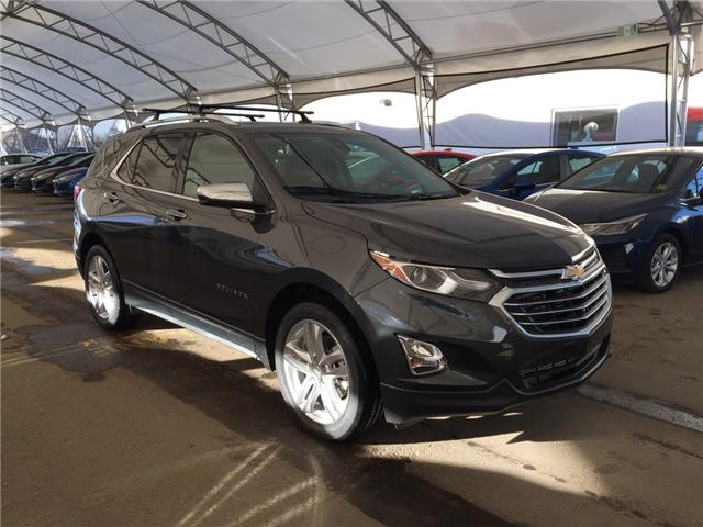 2019 Chevrolet Equinox Premier (Stk: 169644) in AIRDRIE - Image 1 of 25
