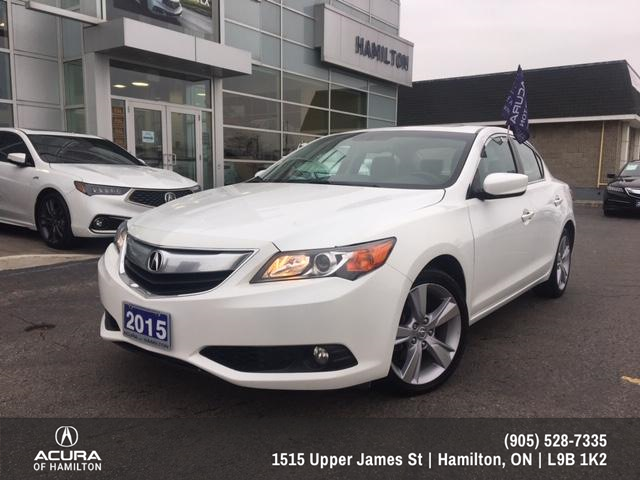 2015 Acura ILX Dynamic (Stk: 1512600) in Hamilton - Image 1 of 22