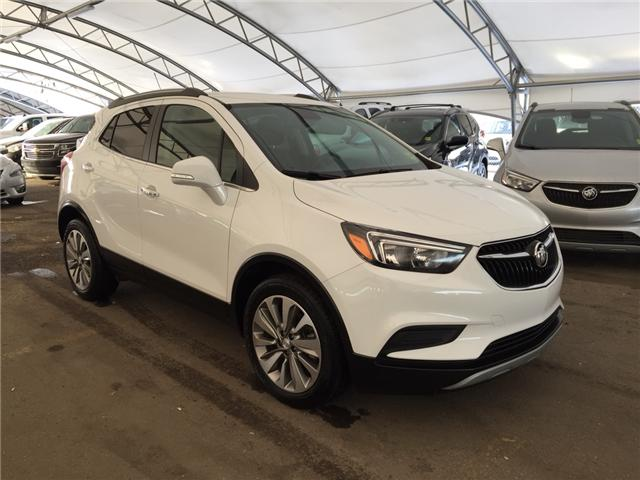 2018 Buick Encore Preferred KL4CJASBXJB519586 169617 in AIRDRIE
