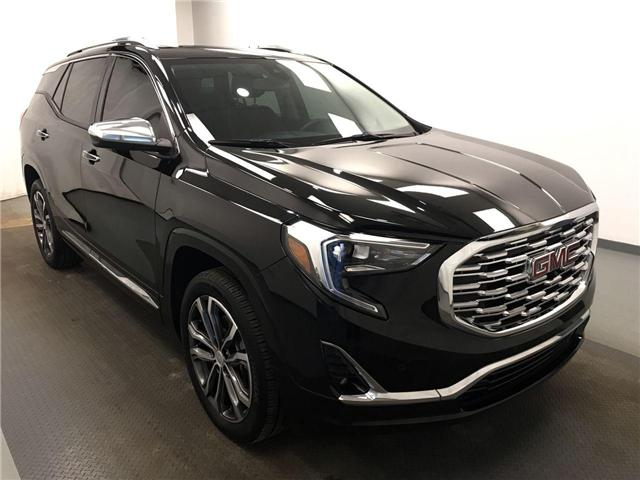 2018 GMC Terrain Denali (Stk: 187071) in Lethbridge - Image 1 of 21