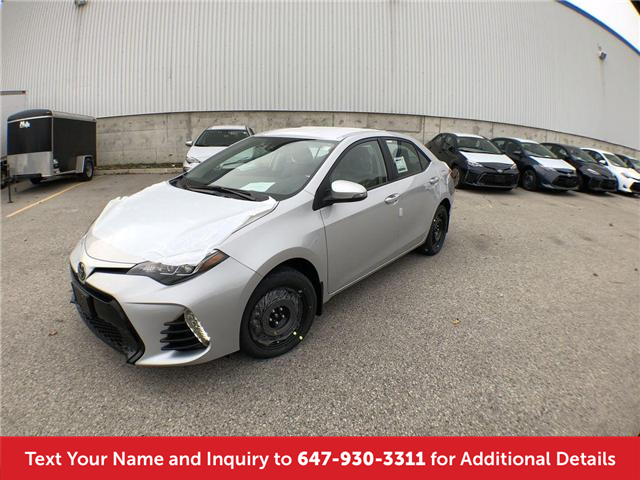 2019 Toyota Corolla SE (Stk: K3191) in Mississauga - Image 1 of 19