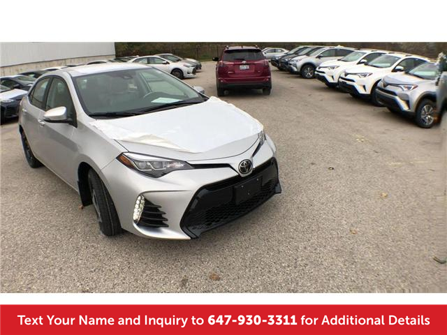 2019 Toyota Corolla SE (Stk: K3191) in Mississauga - Image 2 of 19