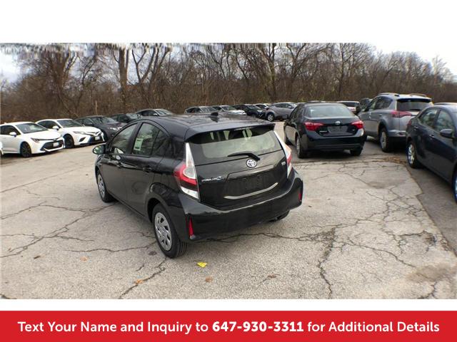 2018 Toyota Prius C Base (Stk: J41426) in Mississauga - Image 7 of 19