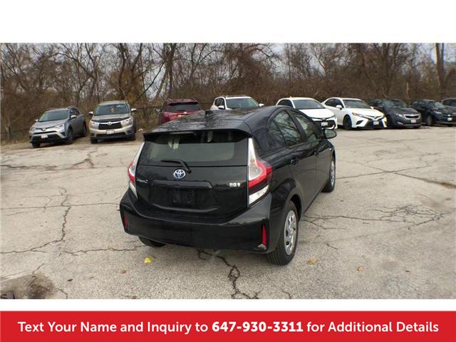 2018 Toyota Prius C Base (Stk: J41426) in Mississauga - Image 8 of 19