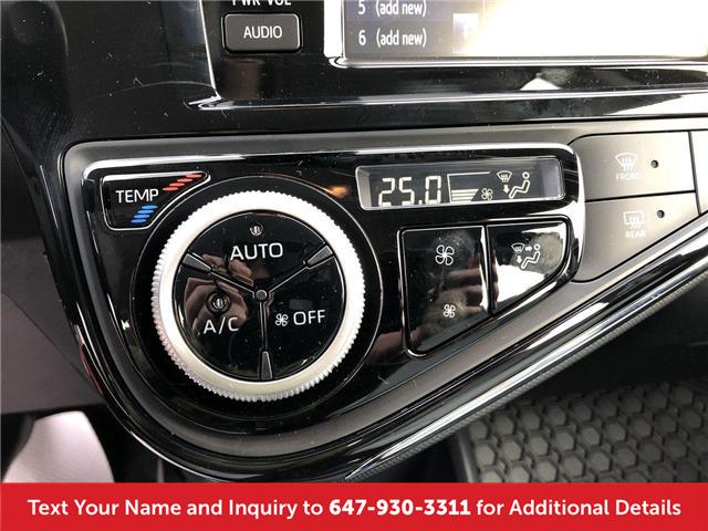 2018 Toyota Prius C Base (Stk: J41426) in Mississauga - Image 19 of 19