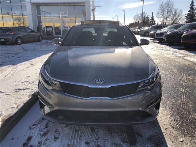 2019 Kia Optima SXL Turbo (Stk: 9PT0320) in Red Deer - Image 2 of 22
