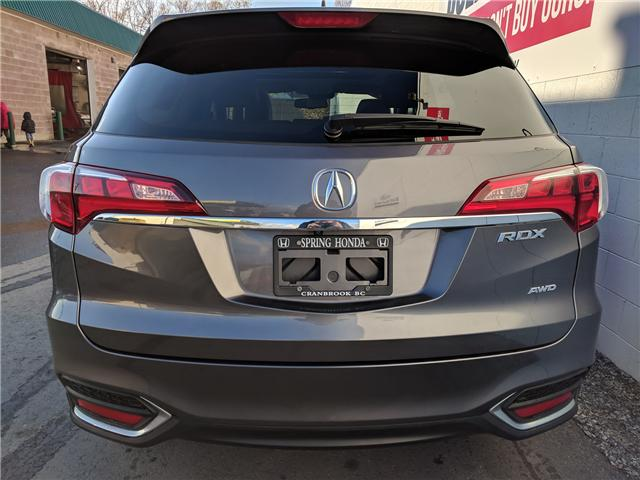 2017 Acura RDX Tech (Stk: B11585) in North Cranbrook - Image 5 of 19